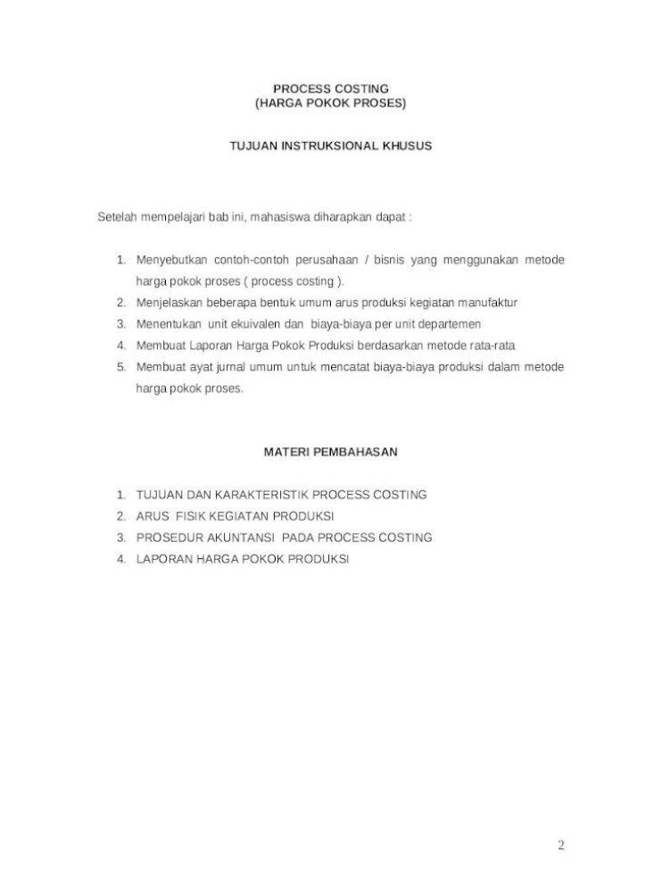 Tujuan Instruksional Khusus Veyeivry Web Viewmenjelaskan Beberapa Bentuk Umum Arus Produksi Doc Document
